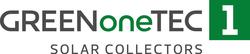 Logo GREENoneTEC Solarindustrie GmbH